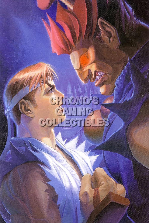 CGC Hugeポスター – Street Fighter Ivアルファ2 – str007 24
