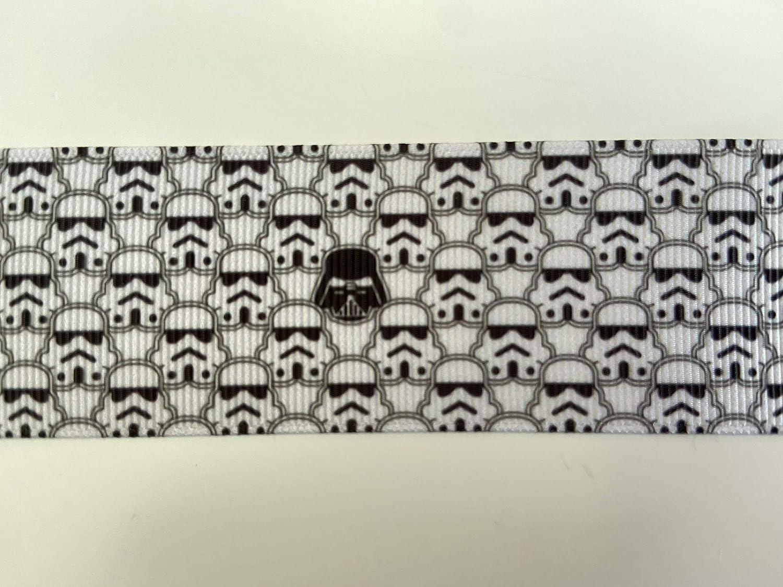 HOUNDS HABERDASHERY Martingale//Single Loop//Standard Collar 38mm Storm Trooper