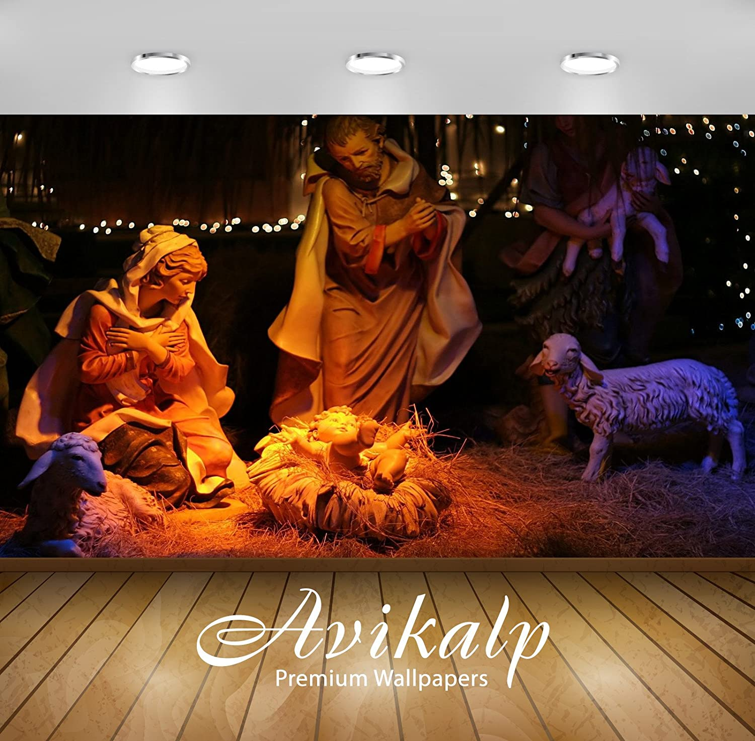 Avikalp Exclusive Awi2498 Christmas Eve The Birth Of Jesus