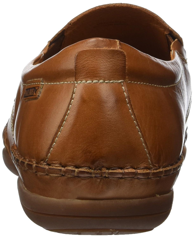 Pikolinos Puerto Rico 03A-1 03A-6222 - Mocasines de cuero para hombre: Amazon.es: Zapatos y complementos
