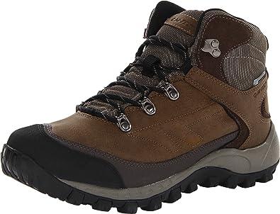 Hi-Tec Men's Quest Hike Waterproof Hiking Boot,Dark Chocolate,12 ...