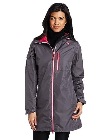 Amazon.com: Helly Hansen Women&39s Long Belfast Rain Jacket: Sports