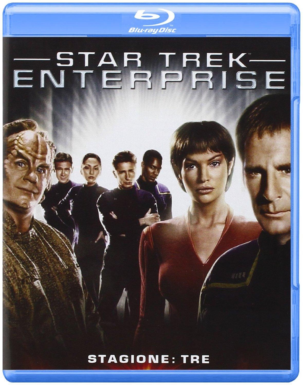 Star Trek - Enterprise - Stagione 03 6 Blu-Ray Italia Blu-ray ...