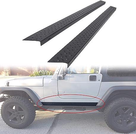 97-06 Jeep Wrangler TJ Body Pass Replacement Steel Rocker Panel Lower Cowl