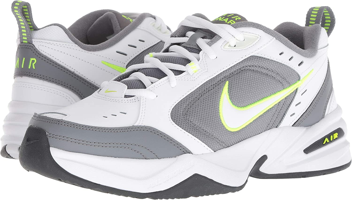 Nike Air Monarch IV, Zapatillas de Gimnasia para Hombre: Amazon.es ...
