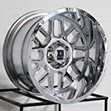 hexavalent compounds XD SERIES BY KMC WHEELS XD820 GRENADE Wheel with CHROME and Chromium 17 x 8.5 inches //6 x 106 mm, 0 mm Offset