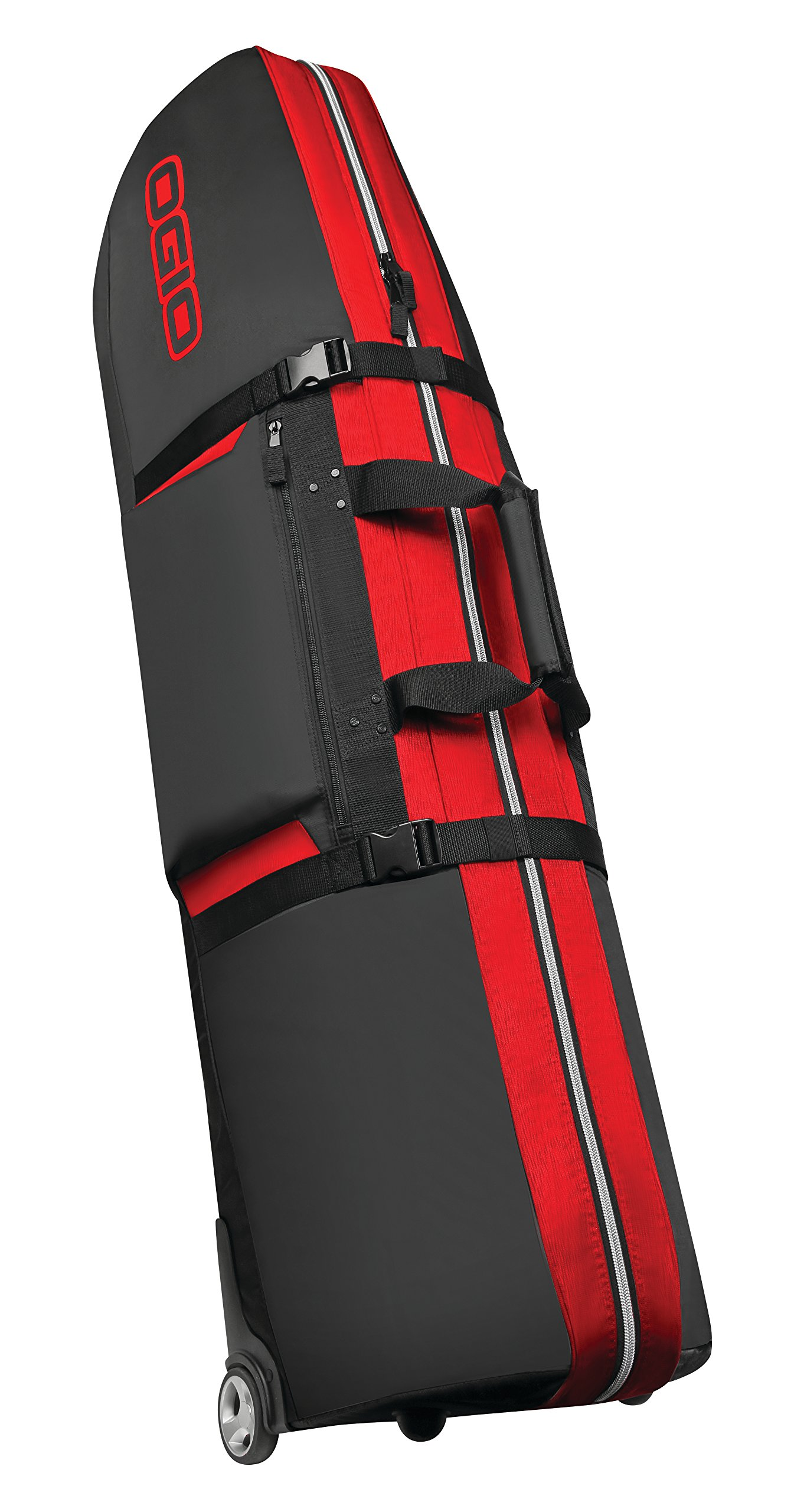 OGIO 2018 Straight Jacket Travel Cover, Red Jungle by OGIO