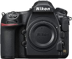 Nikon D850 Body Only, Black