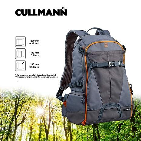 Cullmann 99441 - Mochila para cámara, Gris: Amazon.es: Electrónica