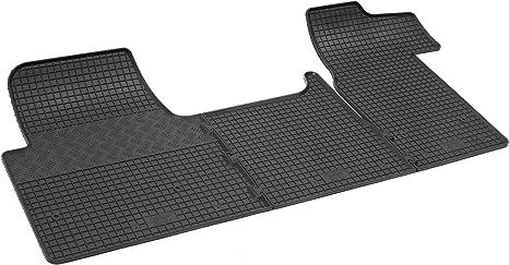 Passgenaue Gummimatten Ganzjährig Automatten Schwarz Fußmatten Allwettermatten Premiun Qualität 4d Rig 0383 Auto