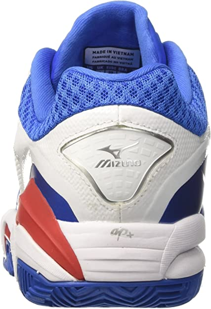 Mizuno Wave Intense Tour AC - Zapatillas de tenis Hombre: Amazon ...