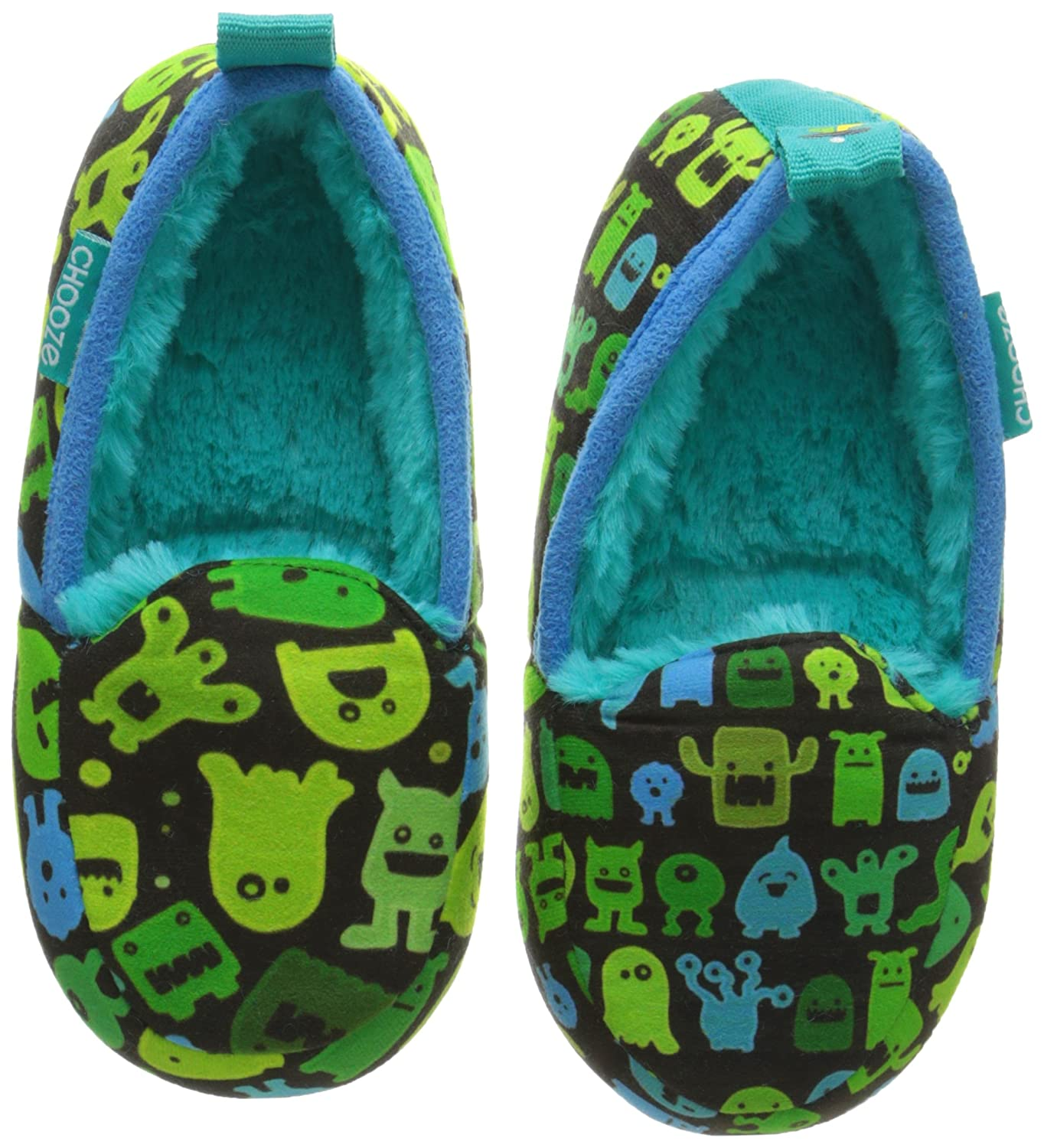 973e0b7cd09 Chooze Snooze Slipper (Little Kid Big Kid)