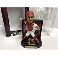 $69 » Yadier Molina Framed Jersey 2020 St Louis Cardinals Limited Edition Premium Bobble Bobblehead