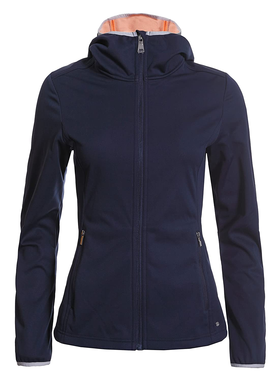 Bleu FR   M (Taille Fabricant   38) LUHTA Maikki Veste Femme