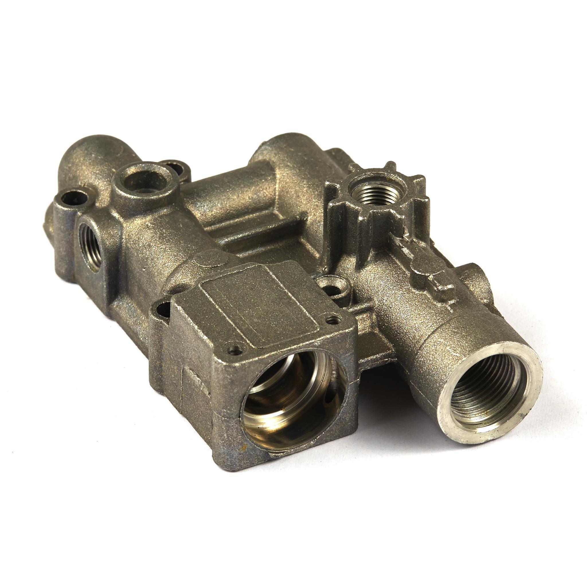 Briggs & Stratton 190627GS Pressure Washer Pump Unloader Manifold by Briggs & Stratton