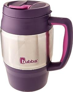 bubba Classic Insulated Travel Mug, 34 oz., Purple