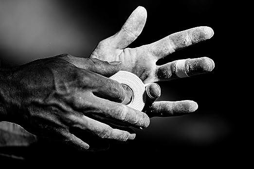 DZNT Cinta para dedos de 1,5 cm, para escalada, voleibol ...