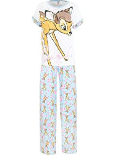 Disney Bambi Womens Bambi Pajamas