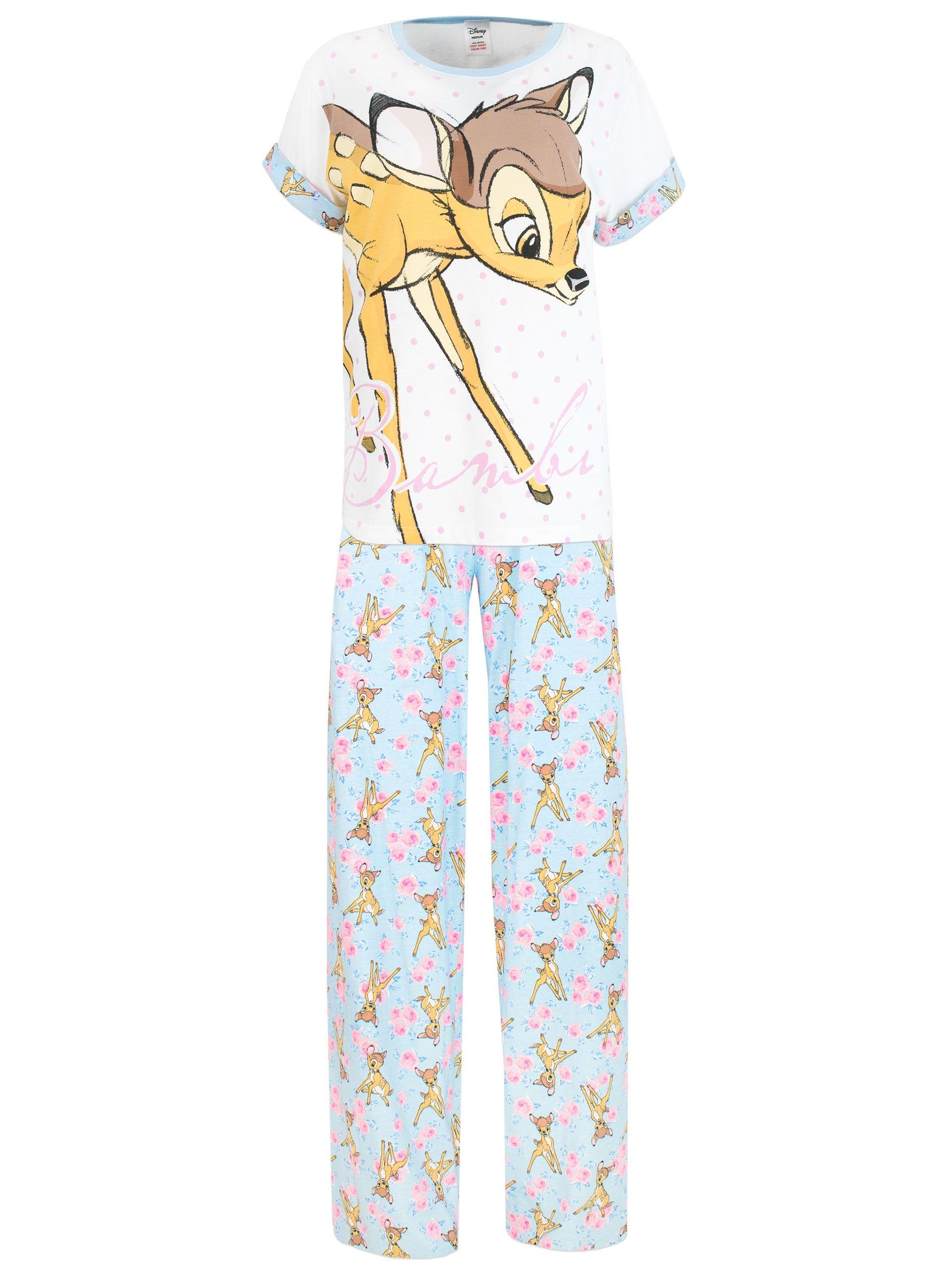 Disney Bambi Womens' Bambi Pajamas XX-Large