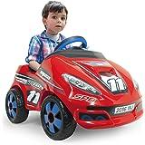 INJUSA - Coche Speedy iMove con Radio Control, para niños a Partir de 1 año, batería 6V, Rojo (7141)