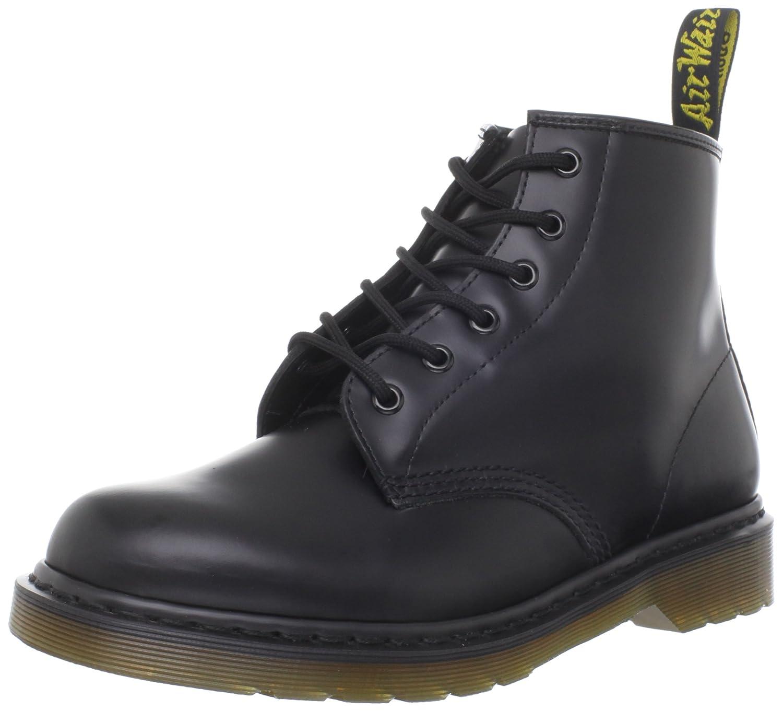 Dr Martens Botas militares color: Negro Black