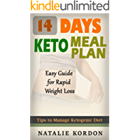 14 Days Keto Meal Plan: Easy Guide for Rapid Weight Loss