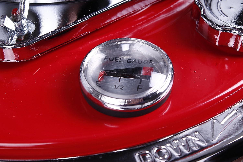 Awn Chauffage Mobile à Pétrole Poêle à Pétrole Pour Bateau Yacht Camping Et Randonné Citerne De 5 Litres