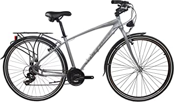 Wolfbike Trekking H700 21V Gris T19 Bicicleta, Adultos Unisex, 19 ...