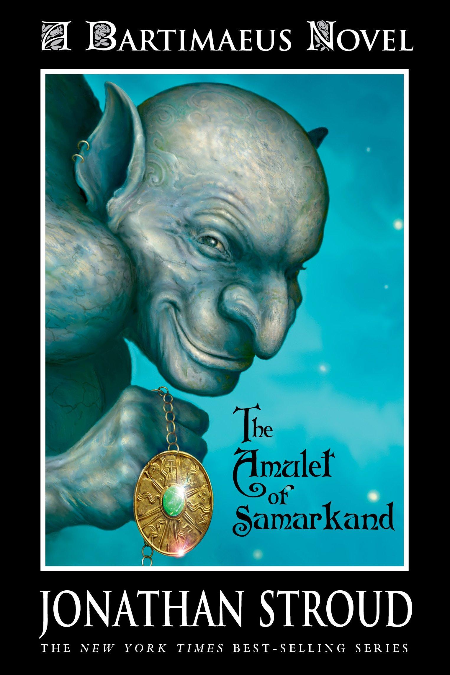 Download The Amulet of Samarkand, Book 1 (Bartimaeus) pdf epub