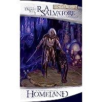 Drizzt 001: Homeland - The Dark Elf 1