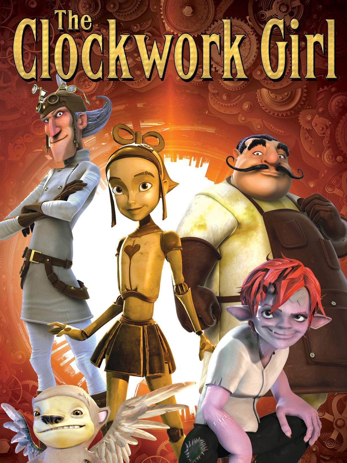 The Clockwork Girl on Amazon Prime Video UK
