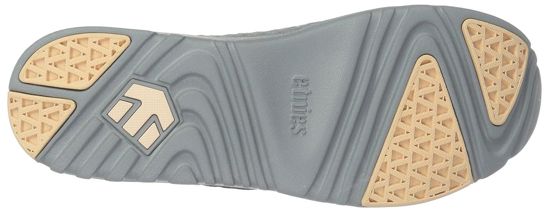 Etnies Women's Scout W's Skate Shoe B076CT93K2 8 B(M) US|Grey/Pink