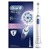 Oral-B Pro 600 Sensi-Clean Spazzolino Elettrico