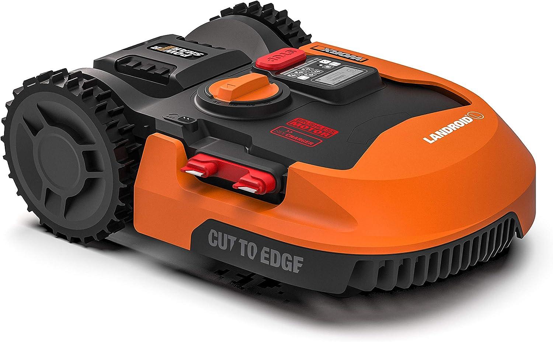 WORX WR153E Robot Cortacésped Landroid L 1500 WIFI: Amazon.es: Bricolaje y herramientas
