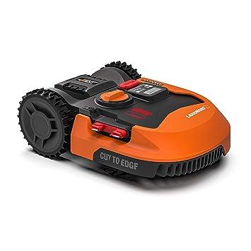 Worx WR153E Robot Cortacésped Landroid L 1500 WiFi: Amazon.es ...