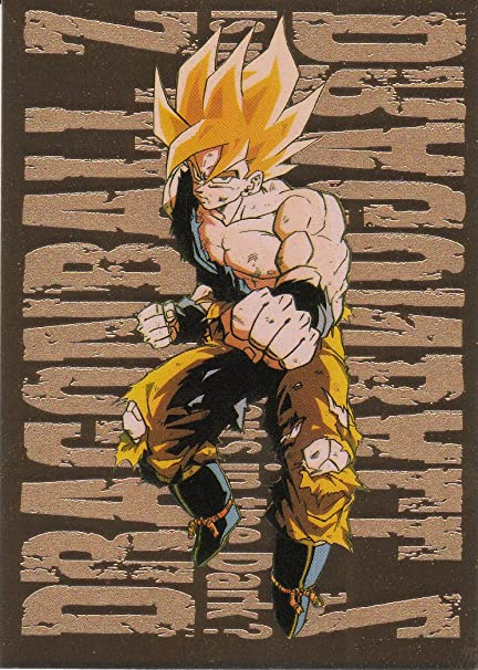 NEW DRAGONBALL Z SERIES 1 TRADING CARD GAME BOOSTER PACK 1999