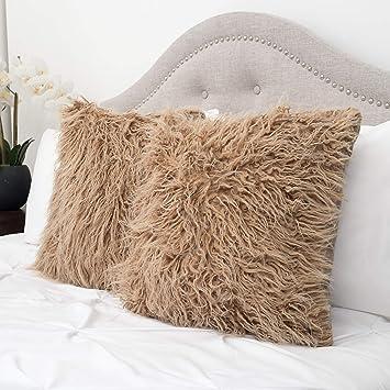 Amazon.com: Sweet Home Collection - Almohada decorativa de ...