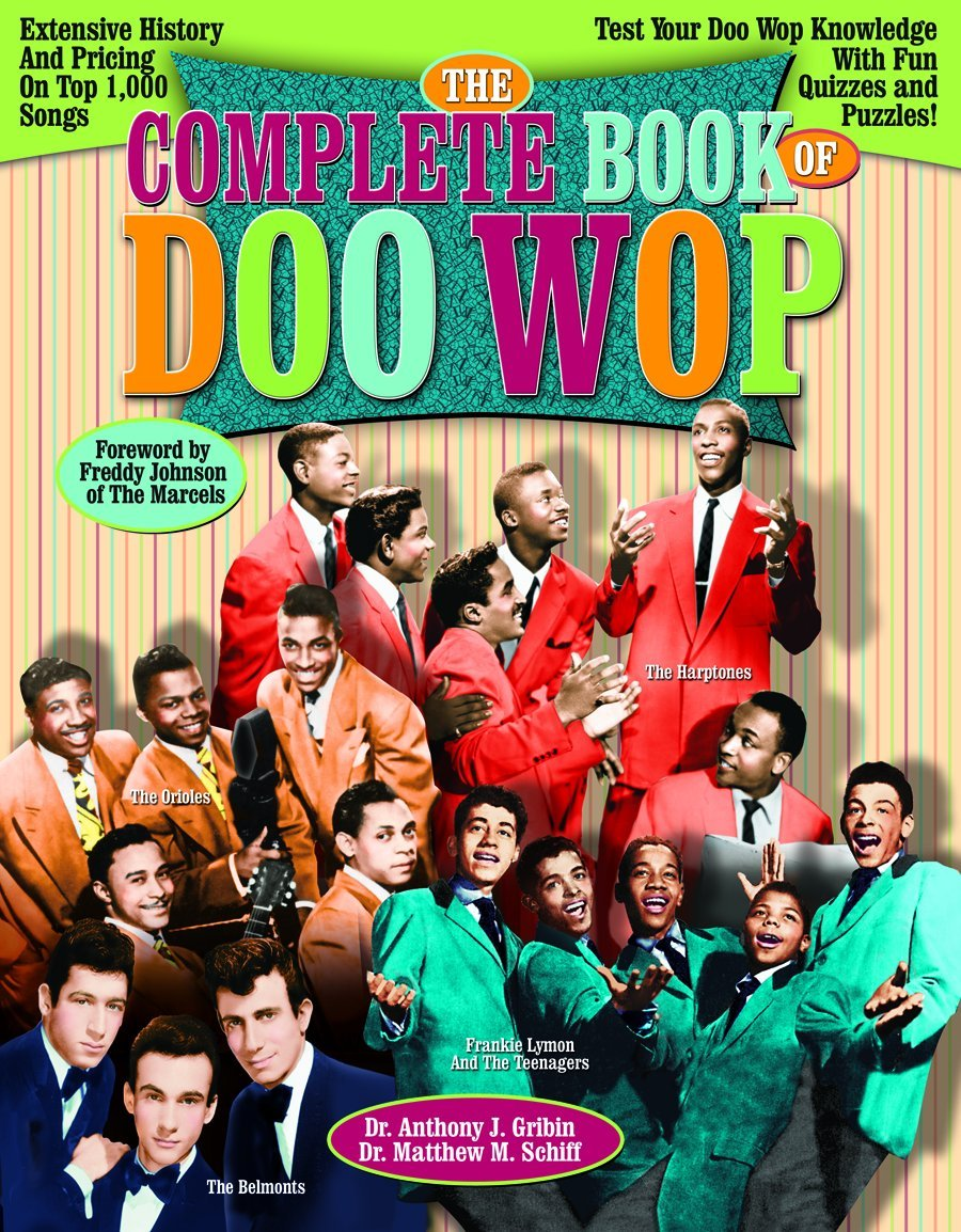 complete book of doo wop the. Black Bedroom Furniture Sets. Home Design Ideas