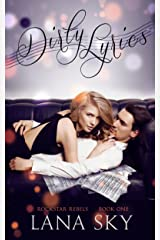 Dirty Lyrics (Rockstar Rebels Book 1) Kindle Edition