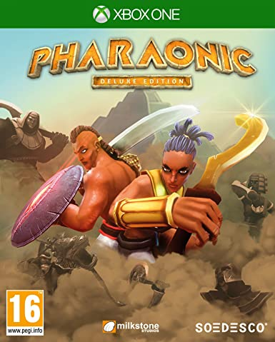 Pharaonic - Deluxe Edition: Amazon.es: Videojuegos