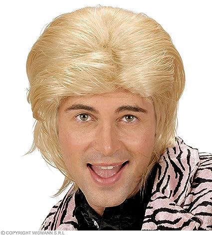 Amazon.com: Peluca para hombre con aspecto mojado – peluca ...