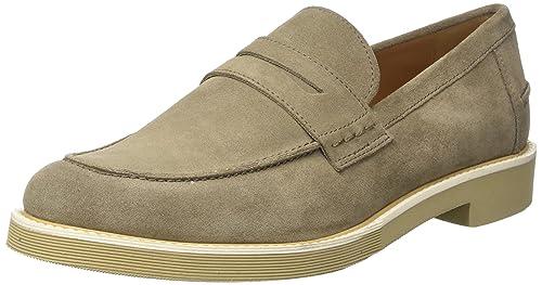Geox U Damocle D, Mocasines para Hombre, Beige (Taupec6029), 40 EU: Amazon.es: Zapatos y complementos