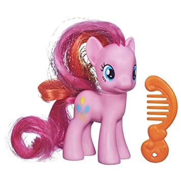 my little pony rainbow power pinkie pie figure doll