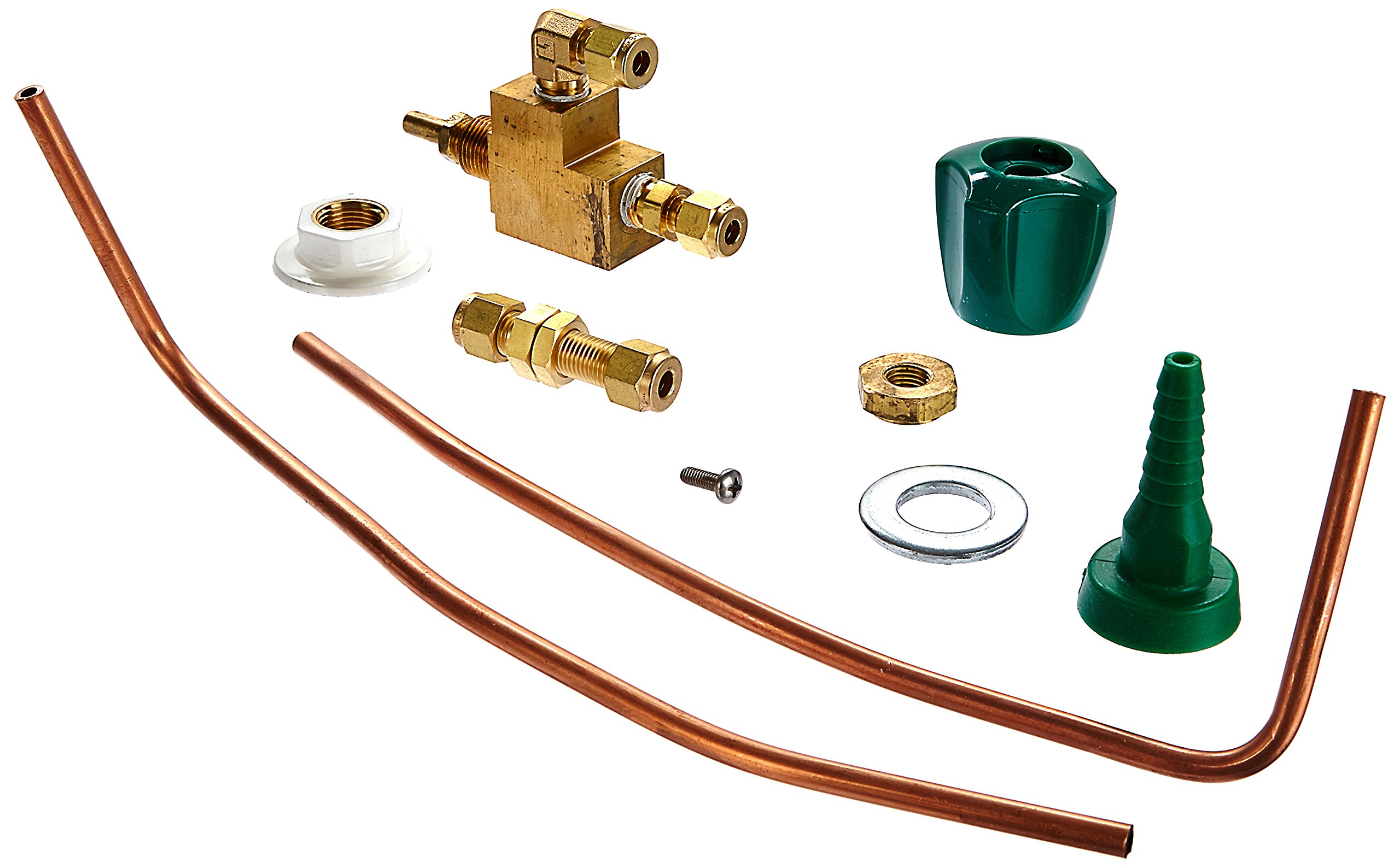 LABCONCO/BUCHLER 9808300 Cold Water Standard Service Fixture Kit for Laboratory Hoods, 4 lb. Weight