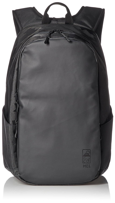 [エムイーアイ] リュックサック ブラックシリーズ PU素材 MDB501 B079YNBY91 ブラックカモフラージュ ブラックカモフラージュ