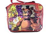 Five Nights At Freddys Lunch Bag FNAF Snack Bag