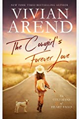 The Cowgirl's Forever Love (The Colemans of Heart Falls Book 1) Kindle Edition