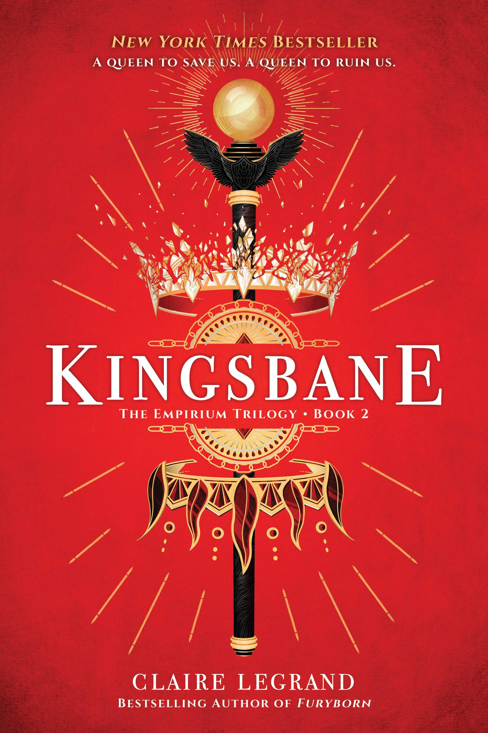 Amazon.com: Kingsbane (The Empirium Trilogy) (0760789291593 ...