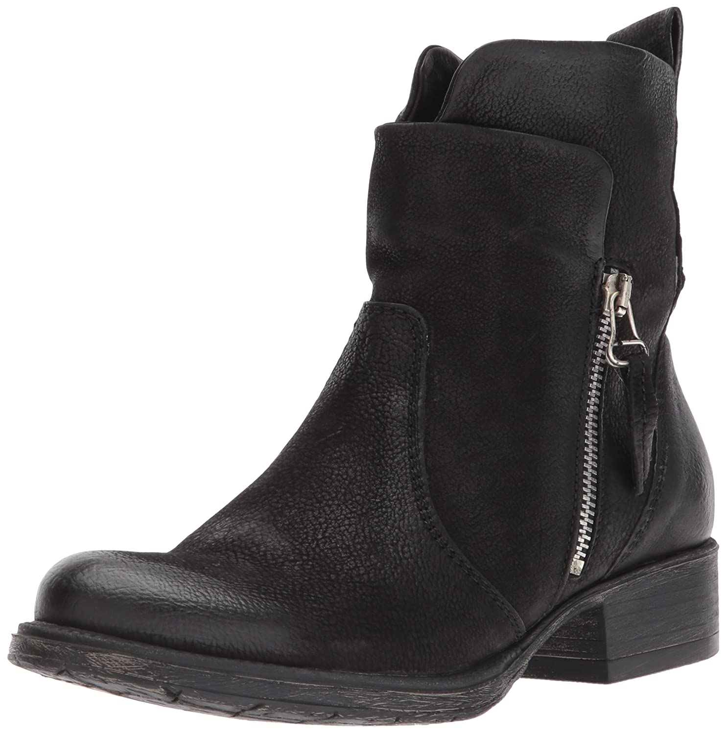 Miz Mooz Women's Nimble Ankle Boot B06XSKZSZ5 36 M EU (5.5-6 US)|Black
