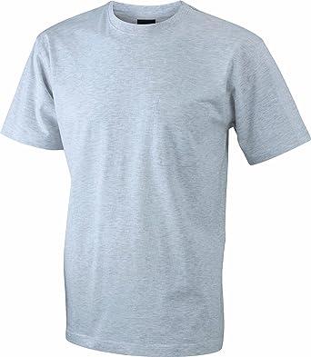 5a25c60bd6578e James   Nicholson Herren T-Shirt Brusttasche JN920  Amazon.de  Sport ...